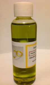 anointed oil for marriage