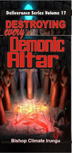 Prophet Climate Ministries Vol-17-143x300 I Saw An Ancient Family Demonic Altar Raised Up..... You Must Destroy It Asap Click !!!