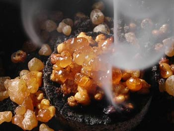 Prophet Climate Ministries frankincense-burning How Get To Rid of Bad Luck