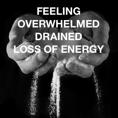 Prophet Climate Ministries FEELING-OVERWHELMED-2 Are You Feeling Overwhelmed Drained Loss of Energy