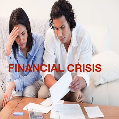 Prophet Climate Ministries Financial-Crisis-2 Are You Experiencing Financial Crisis