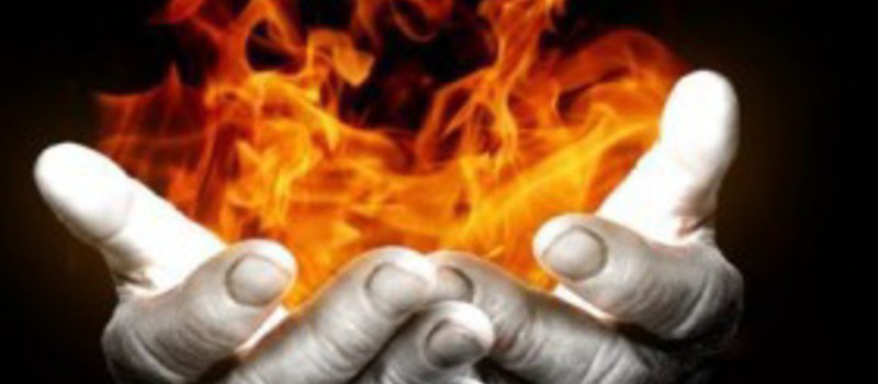 Prophet Climate Ministries hands-holding-fire-280x186 AMAZING TESTIMONY - £22,000 Debt Cancelled After Putting It In Fire! Click Now