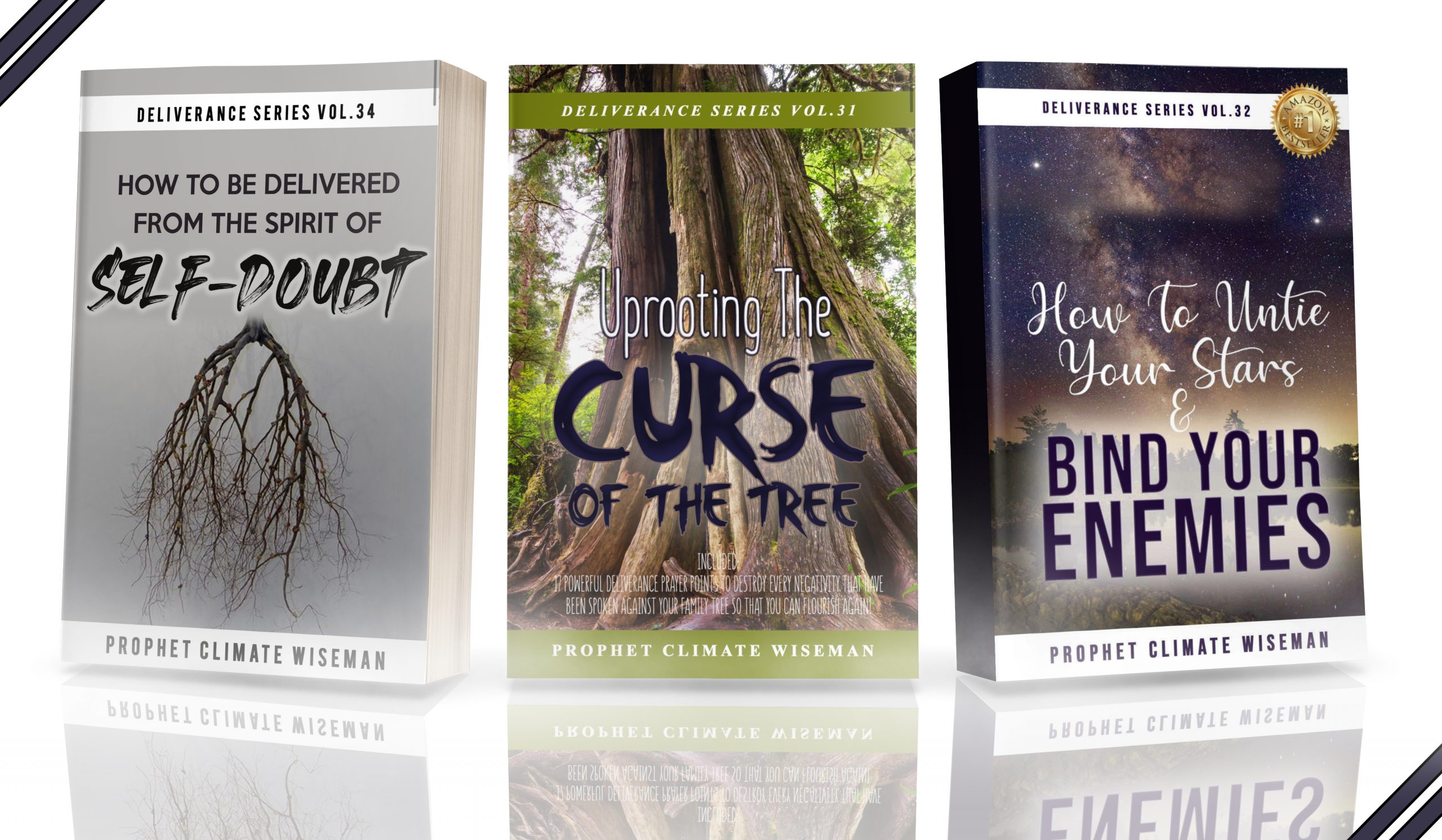 Prophet Climate Ministries 3-book-promo-scaled (Special Gift Inside) ... PLUS Click To Find Out How You Can Get My Entire Set of Deliverance Series Books For Free!