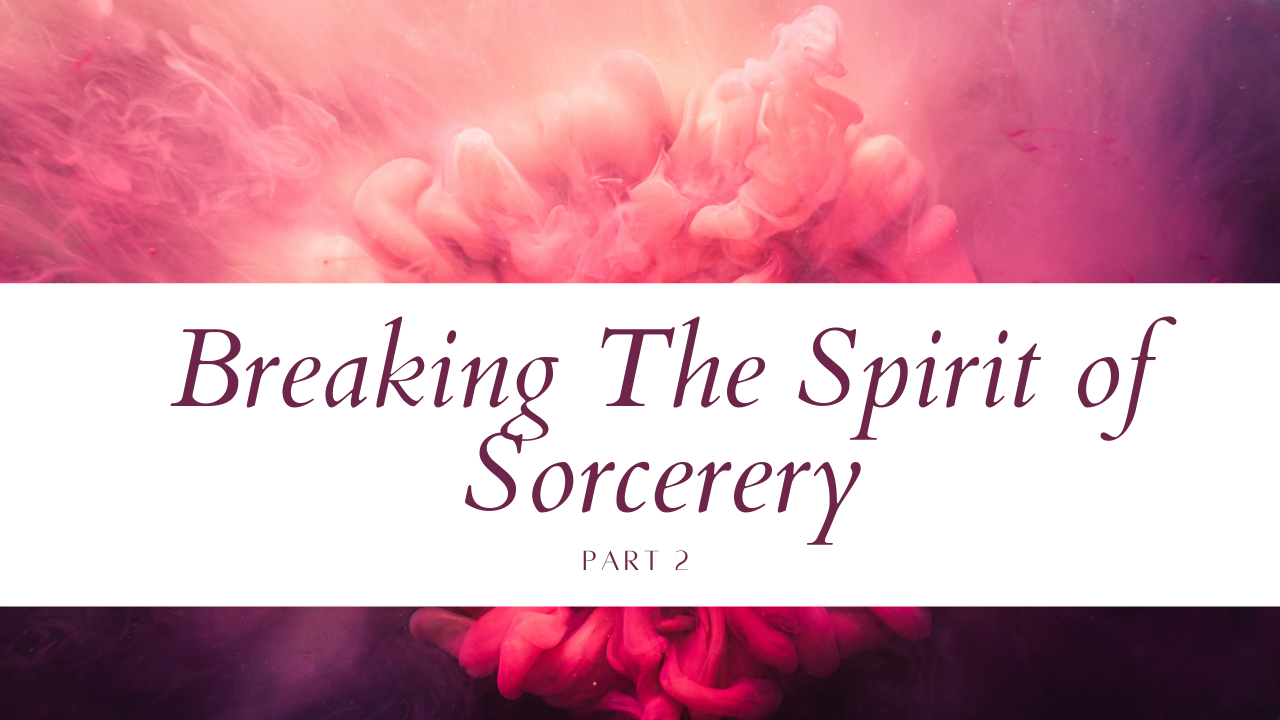Prophet Climate Ministries sorcery-part-2 Be Strong & Courageous Day 7: This Is How You Defeat The Spirit Of Sorcery ! Click Now