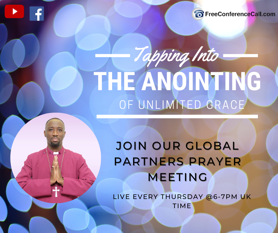 Prophet Climate Ministries LIVE-PARTNERS-CONFERENCE-CALL-2 Discover The Four Types Of Anointing You Benefit From By Being A Partner ... At Our Global Partners Prayer Meeting! Live Online @6PM UK TIME!