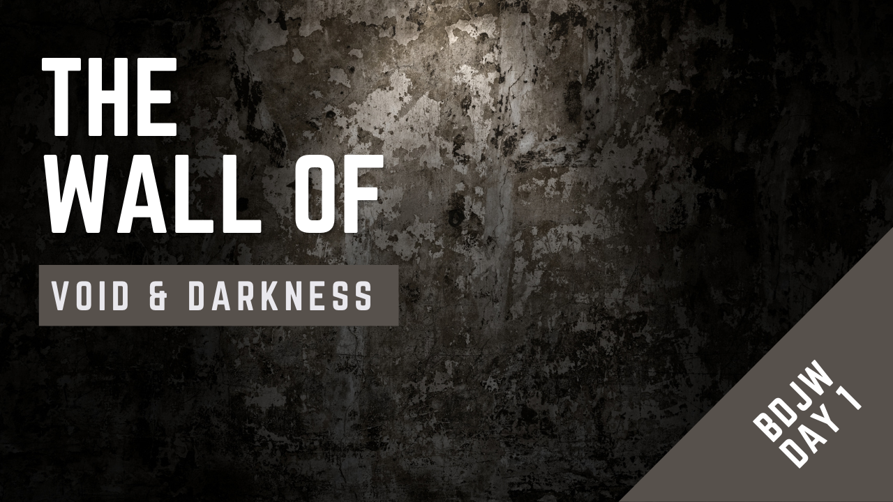 Prophet Climate Ministries void-darkness BDJW Day 1: The Spiritual Battle Always Precedes The Physical Breakthrough! This Is The First Wall That Will Fall Down ... Click Now!