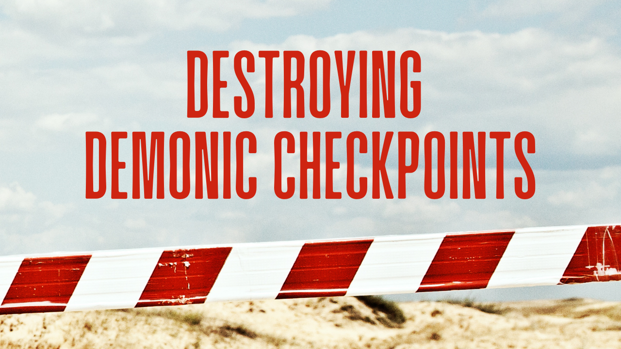Prophet Climate Ministries Blue-Yellow-Black-White-Video-Centric-Travel-Tips-YouTube-Thumbnail I Saw A Demonic Checkpoint That Has Been Assigned To Keep You From Progressing ... As You Connect Tonight It's Going To Be Destroyed! Click Now!