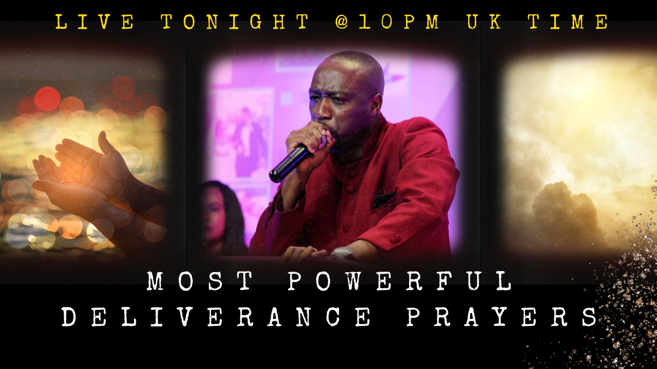Prophet Climate Ministries Elegant-Aesthetic-Travel-Vlogger-YouTube-Thumbnail Coming Up At 10PM UK Time ... The Most Powerful Deliverance Prayers with Master Prophet Climate! You Must Win! You Must Be Victorious!